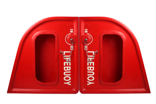 QUICK RELEASE BOX FOR LIFE BUOY