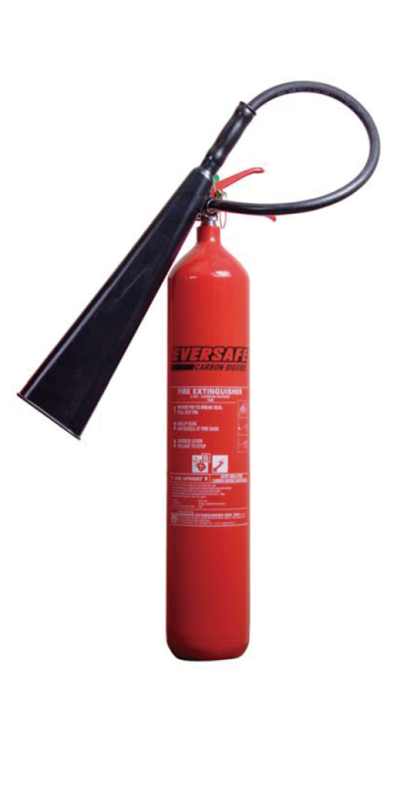 7kg CO2 fire extinguisher