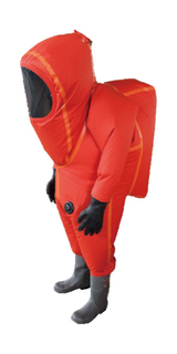 air -tightness type chemical suit-CCS